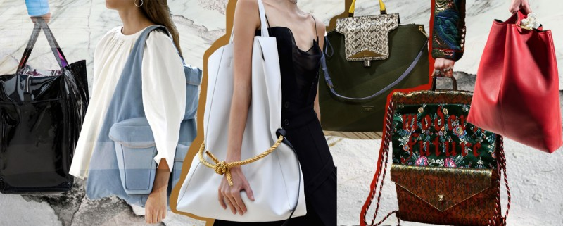 Bags Bang On-Trend