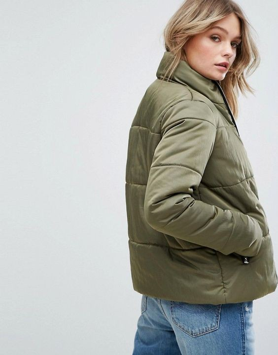 Padded Jackets: We <3 It