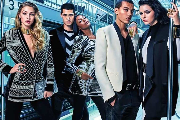 The fixation of Balmain x H&M: the best pieces from the collection