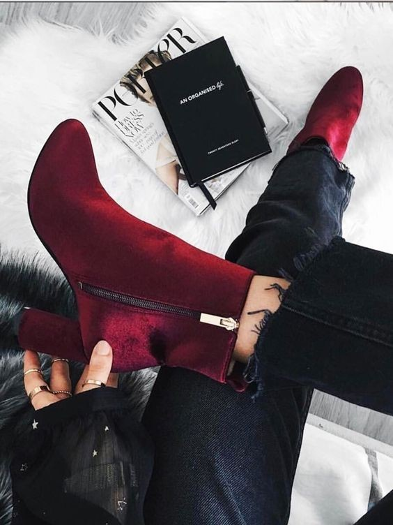 Step Up With These Booties