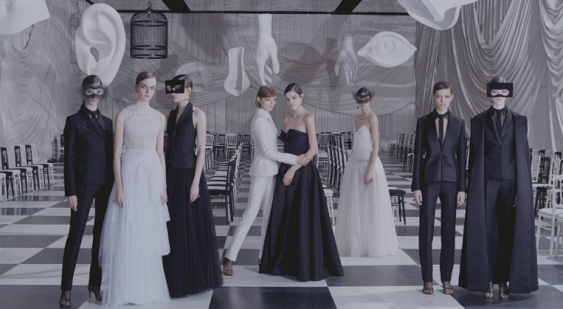 A Summer of Surrealism Dior Haute Couture