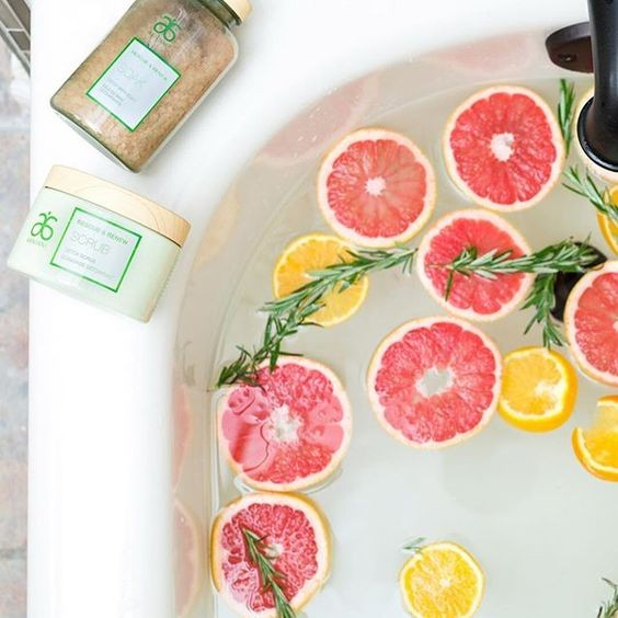 The Ultimate at-home spa day
