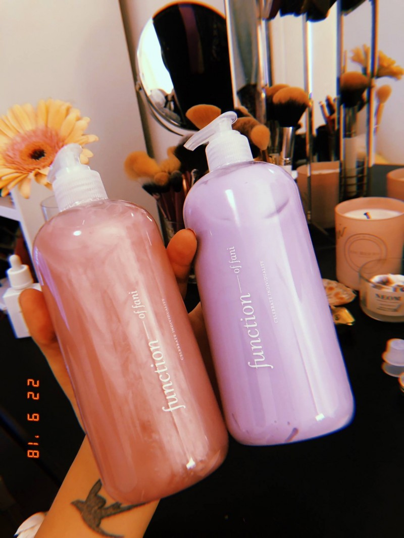 FUNCTION OF BEAUTY – a review on personalised haircare