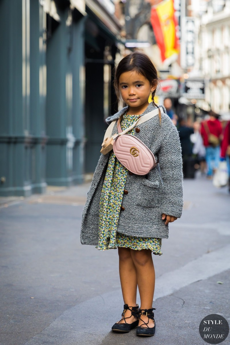The Luxury of Kidswear